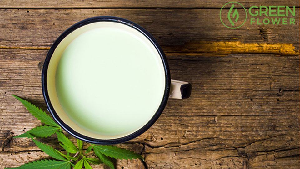 Sugar-Free-Cannabis-Milk
